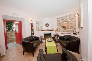 Living Room, Prepala Mansion Neochori Pelion rooms fireplace family